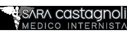 logo Sara Castagnoli grigio